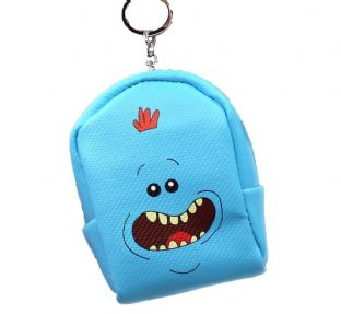 Rick & Morty Mr Meeseeks Coin Purse